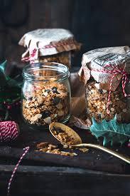weihnachts granola