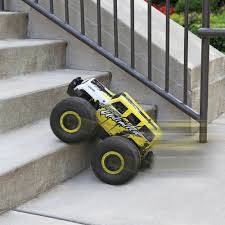 The RC Stunt Monster Truck - Hammacher Schlemmer