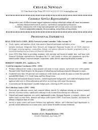 Customer Service Representative Resume 14 15 Human Resources