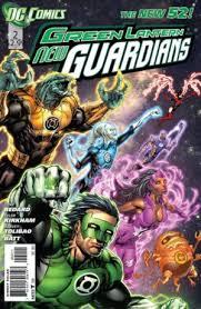 Green Lantern New Guardians 1 40 0 Annual 2 2011 2015