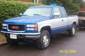 1994 GMC Sierra 2500 Specs And Photos | StrongAuto Gmc Sierra 1500 Questions How Many 94 Gt Extended Cab Used 1994 Pickup Parts Cars Trucks Pick N Save Chevrolet Ck Wikipedia For Sale Classiccarscom Cc901633 Sonoma Found Fuchsia 1gtek14k3rz507355 Green Sierra K15 On In Al 3500 Hd Truck Sle 4x4 Extended 108889 Youtube Kendale Truck 43l V6 With Custom Exhaust Startup Sound Ive Got A Gmc 350 It Runs 1600px Image 2
