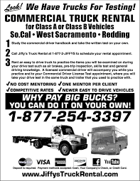 100 Truck Rental San Diego S Jiffys School