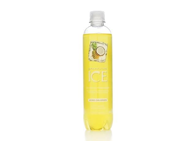 Sparkling Ice Flavored Sparkling Water - Coconut Pineapple