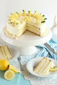 sugarprincess zitronentorte mit köstlicher buttermilch
