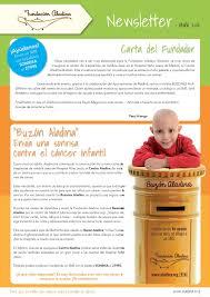 Thank Yous Fundación Aladina