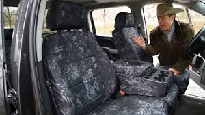 2014 Chevy Silverado Seat Covers Kryptek Typhon - YouTube News Custom Upholstery Options For 731987 Chevy Trucks Seat Covers Inspirational 2015 Silverado Husky Gearbox Under Storage Box S102152 1418 Saddle Blanket Westernstyle Fit Cover For In Leatherette Front Covercraft Ss3437pcch Lvadosierra Ss 42016 3500 1518 Fia Leatherlite Series 1st Row Black Chartt Traditional 072014 Wt Base Work Truck Cloth General Motors 23443852 Rearfitted With
