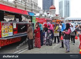 100 Halal Truck KUALA LUMPUR MALAYSIA 20 NOVEMBER 2017 Stock Photo Edit Now