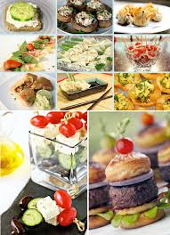 Wedding Food Ideas Buffet
