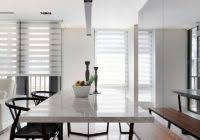 Modern Dining Room Furniture Unique 25 Timeless Minimalist Rooms With Tables