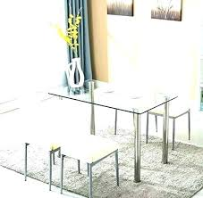 Small Glass Kitchen Table Round Dining Room Tables And Chairs Glamorous