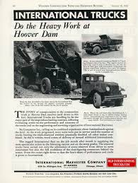 Old International Ads From The 1900-1940's • Old International Truck ... Spied 2018 General Motorsintertional Mediumduty Class 5 Truck Bug Shields For Peterbilt Kenworth Freightliner Volvo 1949 Ad Intertional Mechanic Ih Service Chicago Original 1936 Sixwheel Trucks Strength C55f Hands On With Navistars Latest Transmission Options In Il For Sale Used On Harvester Wikipedia Lt 625 Sleeper Walkaround 2017 Nacv Stan Holtzmans Pictures The Official Collection Hauler 1937 Illinois Auto Show Mopar Plays 2019 Ram 1500 Accessory Sales