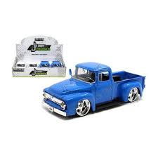 JADA 1:24 DISPLAY - METALS - JUST TRUCKS - 1956 FORD F-100 PICKUP ...