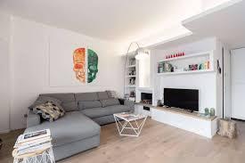 ok ristrutturiamo minimalistische wohnzimmer homify