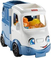 100 Old Truck Driving Songs Amazoncom FisherPrice Little People Sounds Camper Toys