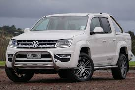 Why The Volkswagen Amarok V6 Is Our Top Pickup Truck Of 2017 | Stuff ...