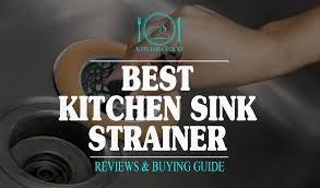 Mesh Sink Strainer With Stopper by Best Kitchen Sink Strainer Reviews In 2017 Kitchenfolks Com