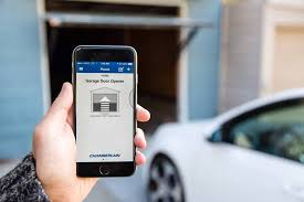 Review Why a Smart Home Starts in the Garage WSJ