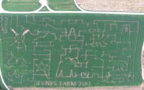 Pumpkin Patch Richmond Ky by Devine U0027s Celebrates 10 Years Of Corn Mazes With Greatest Hits