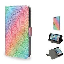Billy Rays Neon Wallet Style Vegan Leather Phone Flip Case