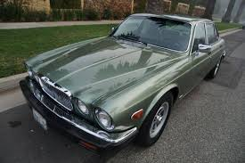 1985 Jaguar XJ6 Sedan