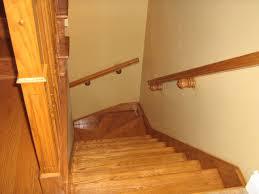 installation d escalier du chaussée au sous sol avec une