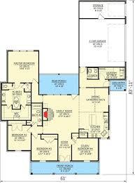 3 Bedroom Ranch Floor Plans Colors Best 25 Acadian House Plans Ideas On Pinterest 4 Bedroom House
