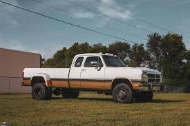 100 Build My Dodge Truck A Dually Destined For More Cole Turners 1992 W350 Ram