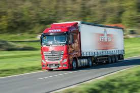 100 Truck Transporters International Transport Pfeifer