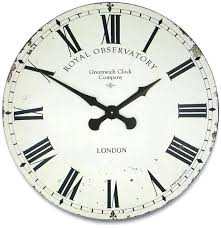 Extra Large Wall Clocks Vintage Uk