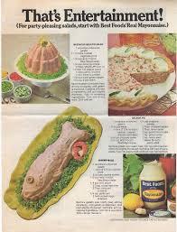Jello Halloween Molds Instructions by Salmon Pie U2013 Mid Century Recipe Guest Test Sunday The Mid