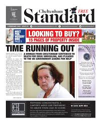 100 Massage Parlours In Cheltenham Standard 5th February 2015 By Cotswold Style Ltd Issuu