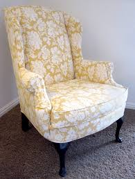 Grey Wingback Chair Slipcovers by Wing Chair Recliner Slipcover Pattern Home Chair Decoration