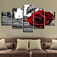 schwarz weiß drucke für wohnzimmer dekor wandkunst gemälde 5