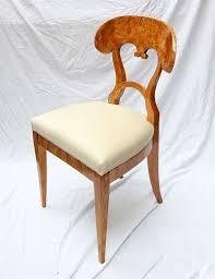 schaufelstuhl esche biedermeier antik antiquitäten