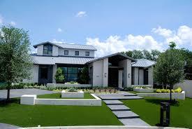 100 Modern Stone Walls Dallas Landscape Architect Contemporary Original