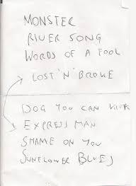 Gaslight Anthem Sink Or Swim Stream by David Rose U0027s Gig Diaries February 2011