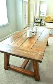 Farmhouse Style Dining Set Room Tables And Chairs Farm Table Medium Size