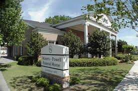 Waters Powell Funeral Home Florence Florence SC