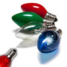 Replacement Light Bulbs For Ceramic Christmas Tree by C7 Bulbs