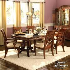 raymour and flanigan formal dining room sets keira set black 5