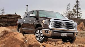 2018 Toyota Tundra CrewMax Platinum 1794 Edition Test Drive Review