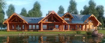 Large Log Cabin Floor Plans Photo by 4500 Sqft Log Home And Log Cabin Floor Plans Pioneer Log