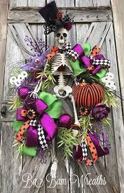 Grandin Road Halloween Wreath 351 best halloween wreaths and garland images on pinterest