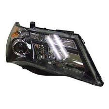 acura mdx 2007 2009 right passenger side replacement headlight