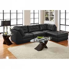 Vinyl Aventura Leather Pc Sectional Value City Furniture Interior