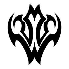 Strength Tribal Tattoo Designs