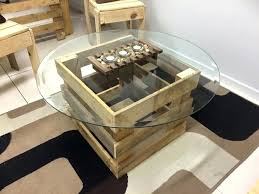 Ideas For Coffee Tables Pallet Table Wheels Diy Outdoor