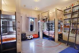 cool boys basketball bedrooms