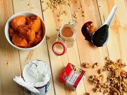 Healthy Light Pumpkin Dessert by Healthy Pumpkin Pie Parfait W Coconut Whip I Love Vegan
