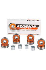 100 Speedco Truck Lube Bronson Speed Co G2 Skateboard Bearings WTRMLN